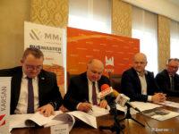 Podpisanie umowy na Karsany