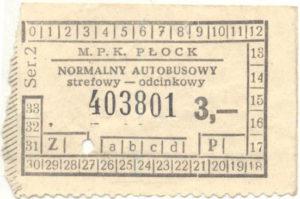 3 zł - normalny (ze zbiorów Marcina Kozłowskiego)