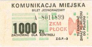1000 zł (ze zbiorów Marcina Kozłowskiego)