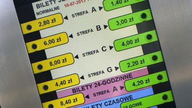 Photo of Przetarg na biletomaty mobilne