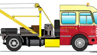 Pogotowie techniczne na bazie Jelcza RTO typ PR-06