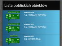 Autobusy przegubowe na liniach 14, 20 i 26 w związku z ograniczeniem ilości pasażerów w pojazdach