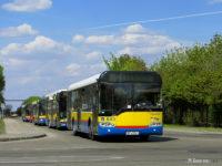 Zbisowane autobusy linii 33