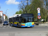 Solaris Urbino III 12 #730 w maseczce
