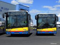 Nowe Solarisy Urbino 12