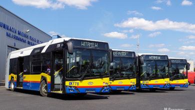 Photo of 4 nowe Solarisy Urbino