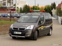 Nadzór ruchu - Peugeot Partner