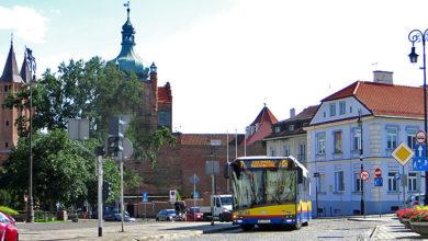 Photo of Objazd przez pl. Narutowicza