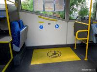 Piktogram dla wózków
