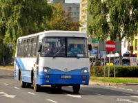 Autosan H9-21 (ex. PKS Płock #70589) na linii 266