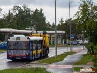 Solaris Urbino II 12 #645 w drodze do kasacji