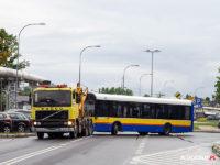Solaris Urbino II 12 #647 w drodze do kasacji