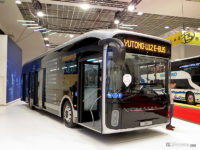 Yutong U12 na targach Busworld 2019