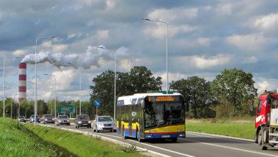 Solaris na linii B na obwodnicy miasta