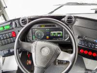 Miejsce pracy kierowcy