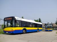 Autobusy linii 15 i 18 na pętli Żyzna