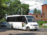 Bus obsługujący komunikację na terenie gm. Słupno