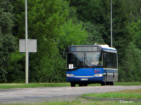 Autobus obsługujący komunikację na terenie kombinatu (linia nr 3)